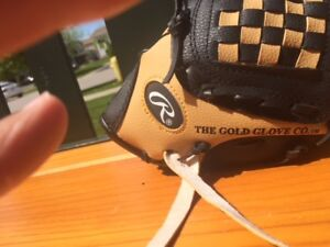 Rawlings Jr. 9 Inch Baseball Glove