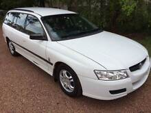 2005 VZ Commodore Wagon. Drives well. GC. Cold Aircon BARGAIN!! Berrimah Darwin City Preview