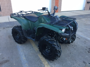 2014 Yamaha Grizzly 700cc, 4x4 for only $79 bi-weekly! REDUCED