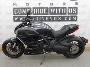 2013 Ducati Diavel - V1592 - No Payments For 1 Year**
