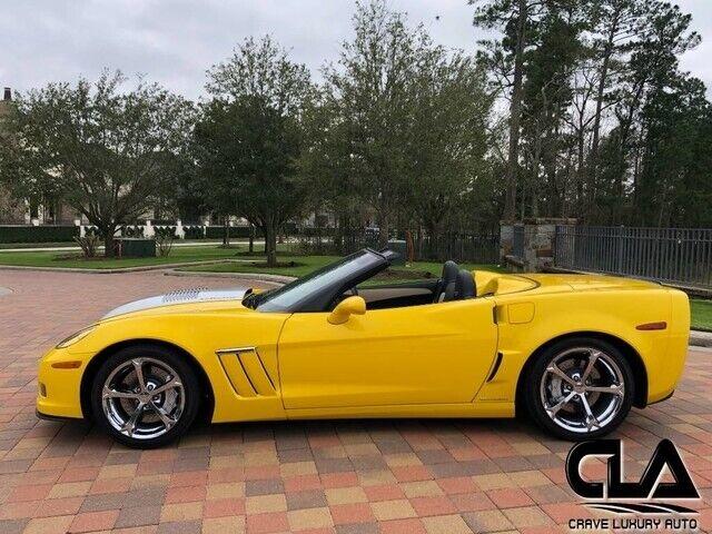 Image 13 Coche Americano usado Chevrolet Corvette 2010