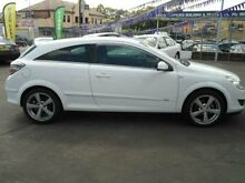 2007 Holden Astra CDX White Automatic Coupe Clyde Parramatta Area Preview