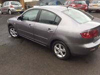 MAZDA 3 2006 5DR PETROL FULL YEAR MOT EXCELLENT CONDITION