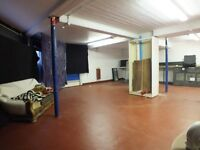 Arts and craft studio to let high Wycombe ( shared unit)