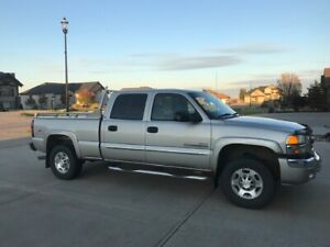 For Sale 2005 GMC Duramax Diesel Crew Cab