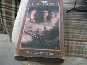 Pearl Harbor 60th Anniversary Commemorative Edition VHS 2Tapes