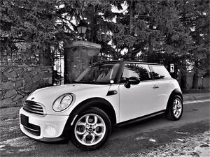 2013 Mini Cooper Automatic Warranty Certified $16,995.00...SOLD!