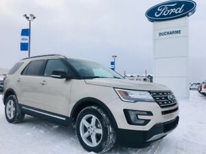 2017 Ford Explorer XLT, $236 Bi-Weekly! Heated Seats, Remote Sta