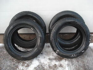 WINTER SNOW TIRES 225 65 17 Pirelli Ice Control