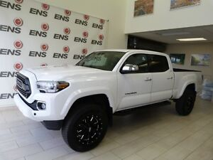 TOYOTA CERTIFIED 2017 TACOMA LIMITED