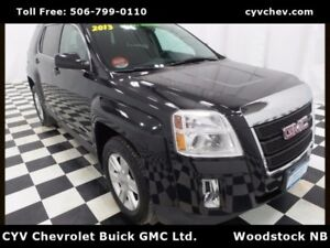 2013 GMC Terrain SLE-1 FWD - Rear Camera, Remote Start & Bluetoo
