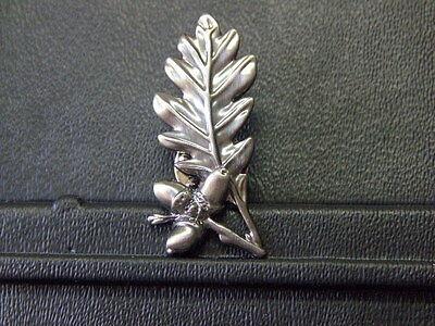 Pin Eichenlaub - 1,5 x 4 cm