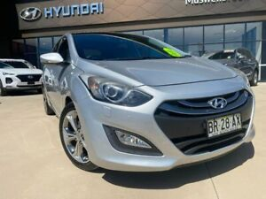 2012 Hyundai i30 GD Premium Silver 6 Speed Sports Automatic Hatchback Muswellbrook Muswellbrook Area Preview