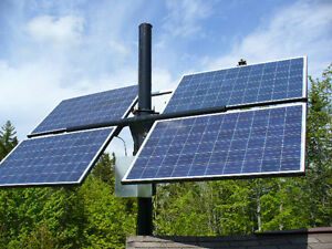 Grid-Tied or Off-Grid Power Using Solar Panels $1.00 Per Watt