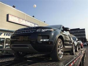 2012 Land Rover Range Rover-FULL-AUTO-MAGS-CUIR-TOIT