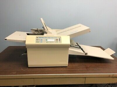 Formax Fd 380 Automatic Paper Folder