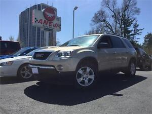2007 GMC Acadia SLE AWD JUST TRADED IN