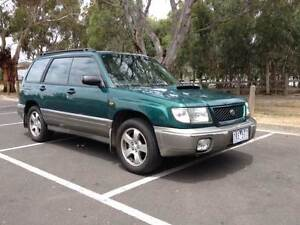 1999 Subaru Forester Wagon Mill Park Whittlesea Area Preview