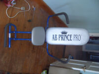 Ab prince pro fitness bench.