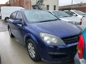 2005 Holden Astra AH MY05 CD Blue Automatic Hatchback Hamilton North Newcastle Area Preview