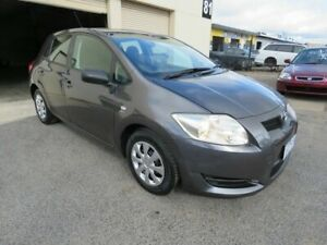 2007 Toyota Corolla ZRE152R Ascent Grey 4 Speed Automatic Hatchback Werribee Wyndham Area Preview