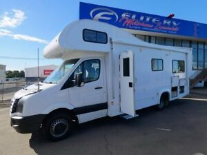 2012 Jayco Conquest MS 24-1 6 Berth 6 Seat Belts North St Marys Penrith Area Preview