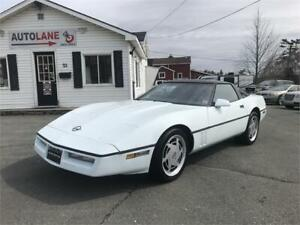 1987 Chevrolet Corvette SUPER Clean MINT CAR!! Only 143K