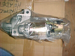 SBC BBC CHEVY STAGGERED BOLT 3HP 3 HP MINI STARTER London Ontario image 3