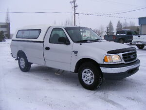 2001 Ford F-150 XL Pickup Truck Strathcona County Edmonton Area image 2