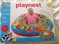 Brand new Galt Farm Baby Playnest - Christmas