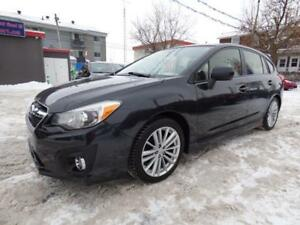 2013 SUBARU IMPREZA 2.0I TOURING HATCHBACK (AUTOMATIQUE, FULL!!)