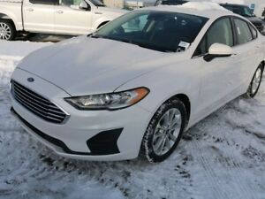 2019 Ford Fusion SE, 150A, 1.5L, FWD, SYNC3, REAR CAMERA, HEATED