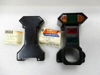 Yamaha RD250 RD400 XS360 XS400 XS500 Pilot Box Set NOS Meter Cover 1J3-83568-71