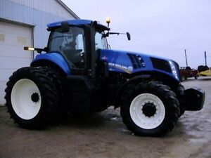 2012 New Holland T8.275 Tractor London Ontario image 2