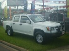 2008 Holden Colorado RC MY09 LX (4x4) 5 Speed Manual Crewcab Winnellie Darwin City Preview