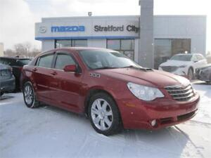 2010 Chrysler Sebring Touring Low km! Certified!