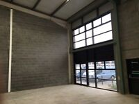 Modern warehouse/Business Unit for rent excellent location