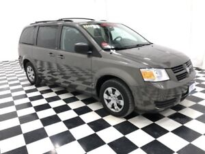 2010 Dodge Grand Caravan SE with Stow'N Go - Like Traded