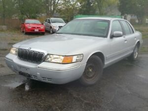 Mercury Grand Marquis Buy Or Sell New Used And Salvaged
