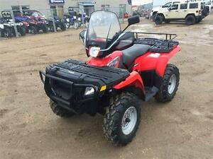2007 POLARIS SPORTSMAN 500 HO QUAD 4X4 Automatic