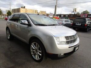 2010 Lincoln MKX SPORT SUV,FULLY LOADED,22'RIMS,NAVI,B-CAM,PANO.
