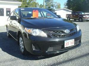 2011 Toyota Corolla CE $47.00 weekly On the road! oac