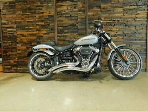 2020 Harley-Davidson FXBRS Breakout (114) Newstead Brisbane North East Preview