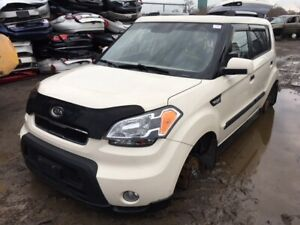 2010 Kia Soul just in for parts at Pic N Save!