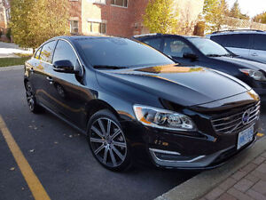 2016 Volvo S60 T6 Drive-E Premier Plus Sedan Lease Takeover