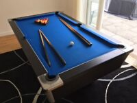 6ft Slate Pool Table - like new, excellent condition