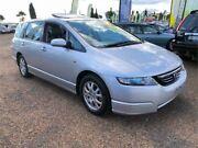 2005 Honda Odyssey 3rd Gen Luxury Silver 5 Speed Sports Automatic Wagon Minchinbury Blacktown Area Preview
