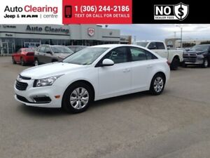 2015 Chevrolet Cruze FWD with Rearview Camera & OnStar