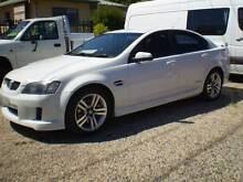 2008  SS HOLDEN COMMODORE 6.0 LTR V8 ONLY 76895KMS Coffs Harbour 2450 Coffs Harbour City Preview