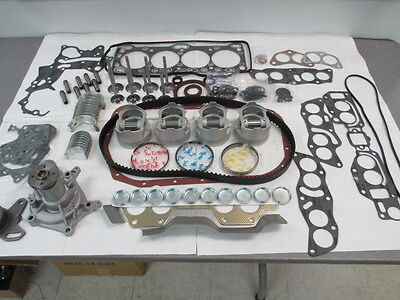 Mitsubishi 4g64 Forklift Engine Reman Kit